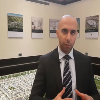 Ahmed Al Khashibi: 'Nasma Residences' combines quality and design