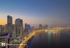 Sharjah unveils AED24bn project
