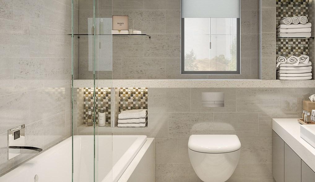 5BedSignature Villa Bathroom